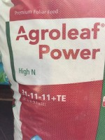 AGROLEAF POWER HIGH N 15KG