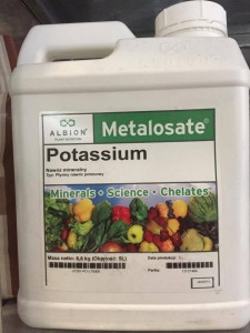 METALOSATE POTAS 5L