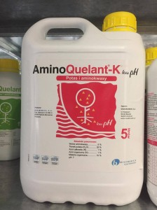 AminoQuelant K low-pH 5L
