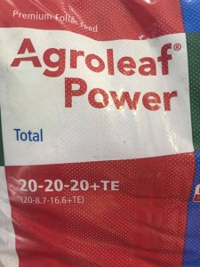 AGROLEAF POWER TOTAL 15KG